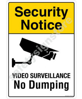 3M Converter 210X297mm Property & Security Signs-PS604-A4V
