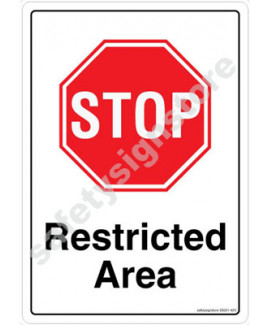 3M Converter 148X210mm Safety Signs-SS251-A5V