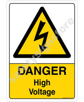 3M Converter 148X210mm Safety Signs-SS301-A5V