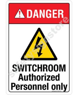 3M Converter 148X210mm Safety Signs-SS309-A5V