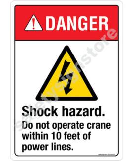 3M Converter 148X210mm Safety Signs-SS316-A5V