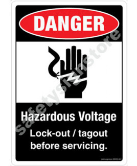 3M Converter 148X210mm Safety Signs-SS328-A5V