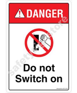 3M Converter 148X210mm Safety Signs-SS716-A5V