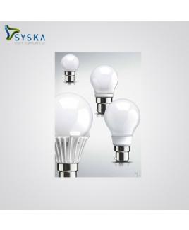 Syska 3W 6000K LED B-22 Base LED Glass Bulb-SSK-QA0301
