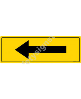 3M Converter 300X900mm Traffic Signs-TR231-3090REF