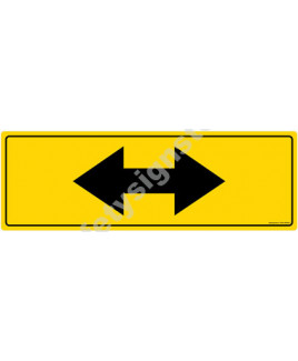 3M Converter 300X900mm Traffic Signs-TR232-3090REF