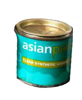 Asian Paints Clear Synthetic Varnish-0.5 Ltr.