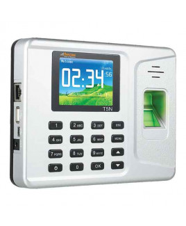 REAL TIME 1000 Finger Capacity Biometric Access Control System