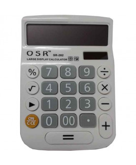 OSR Calculator Large Display 12 Digits-SR-282