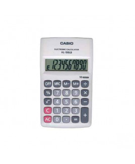 CASIO Portable Calculator-HL-100 LB