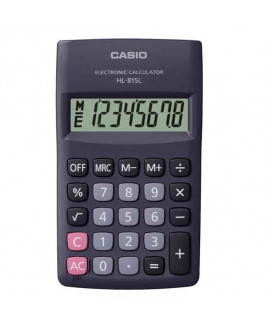 CASIO Portable Calculator-HL-815L