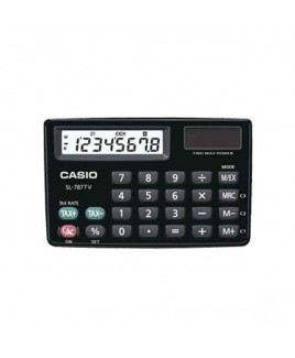 CASIO Portable Calculator-SL-787 TV