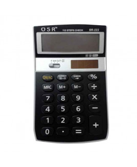 OSR Calculator Basic 12 Digits -SR-222