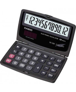 CASIO Portable Calculator-SX-300W