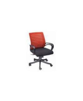 VF Medium Back Chair PP Arms Gas Lift Nylon Base