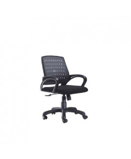 VF Medium Back Chair PP Arms Nylon Base Swivel Tilt
