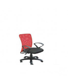 VF Medium Back Chair PP Arms Nylon Base