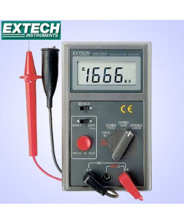 Extech Multimeter With Nist-380360
