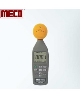 Meco Digital LCD Electrosmog Meter -3 Axis-9810