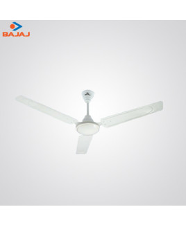 Bajaj 1200 mm White Colour Ceiling Fan-Edge