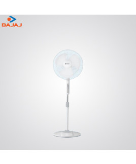 Bajaj 400 mm Grey Colour Pedestal Fan-Neo-Spectrum