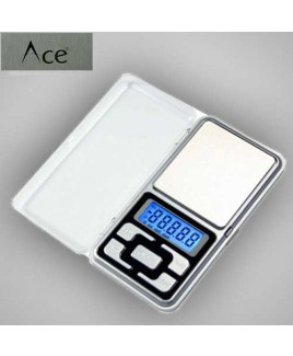 Ace Jewellery Pocket Weighing Scales MH-200 Capacity: 200 gm