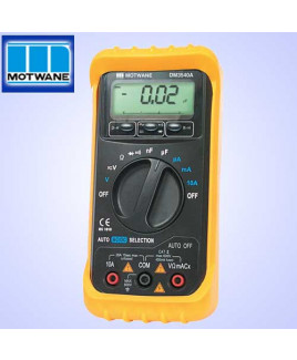 Motwane Digital Multimeter-DM3540A