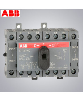 ABB 25A Changeover Switch-1SYN104863R1001