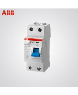 ABB 2 Pole 40A RCBO-2CSR275440R1404