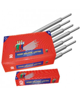 Ador 5.00X450 mm Mild Steel SPL And GP Electrode E-Bond (E-6013)  (Pack of 18 Kg.)