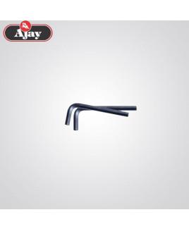 Ajay 3/16 inch Hex Allen Key Short Pattern