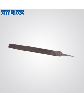 Ambitec 250 mm Flate File-With Separate Handle(Bastard)