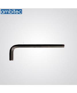 Ambitec 2.5 mm Hexa Allen Key- short Pattern