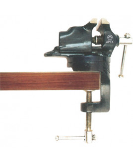 Apex 40mm Table Vice with Clamp-733