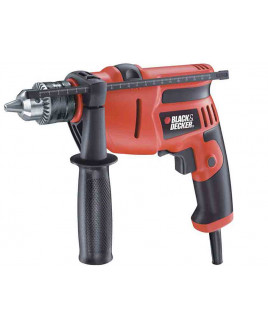 Black & Decker 13 mm 550 W Hammer Drill-KR554RE