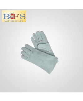 Bombay Safety Leather Hand Gloves
