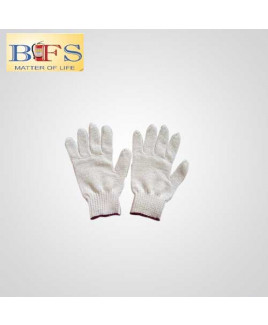 Bombay Safety Cotton Knitted Hand Gloves