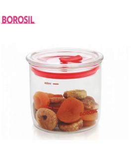 Borosil 400 ml Classic Trend-Jar With Lid-IWT11SC7014