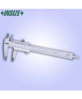 "Insize 0-200mm/0-8"" Vernier Caliper-1205-2002S"