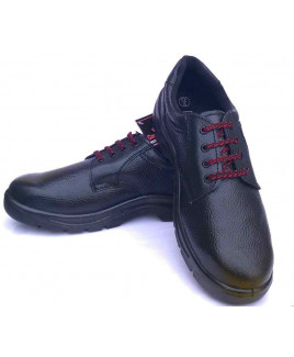 Concorde Size-8 PU Safety Shoes-785