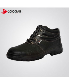 Coogar Size 9 Steel Toe Safety Shoes-82172 Hi-Ankle 014