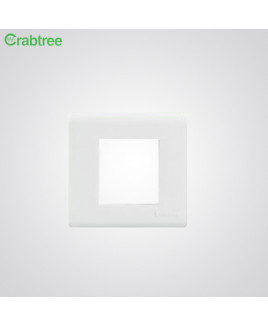 Crabtree Verona 1 M Combined Cover Plate (Pack of-5)-ACVPPCWV01