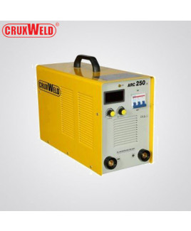 Cruxweld 8.5KVA Single Phase Arc Welding Machine-CMM-ARC250i