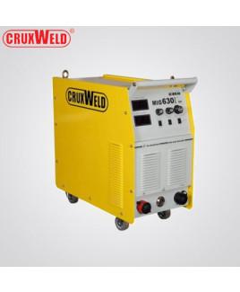 Cruxweld 37KVA 3 Phase MIG Welding Machine-CWM-MIG630i