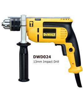 Dewalt 13 mm Impact Drill-DWD024