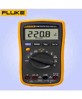 Fluke Digital LCD Multimeter-17B+