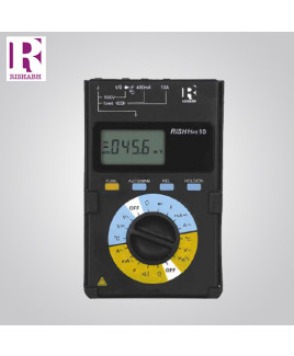 Rishabh Digital LCD Multimeter - Rish Max 10