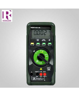 Rishabh Digital LCD Multimeter - Rish multi 12S