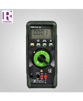 Rishabh Digital LCD Multimeter - Rish multi 15S