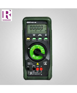 Rishabh Digital LCD Multimeter - Rish multi 18S